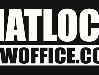 Matlock Law Blog Coming Soon