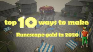 Make Runescape Gold in 2020