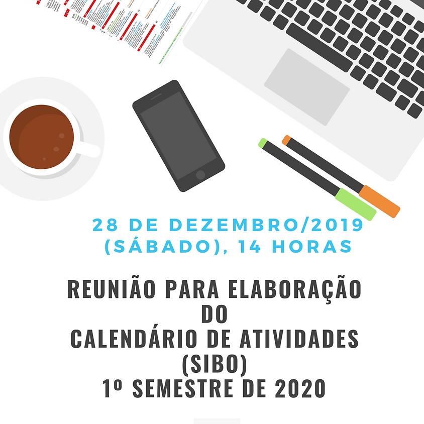 Reunião: Cal. de Atividades 2020