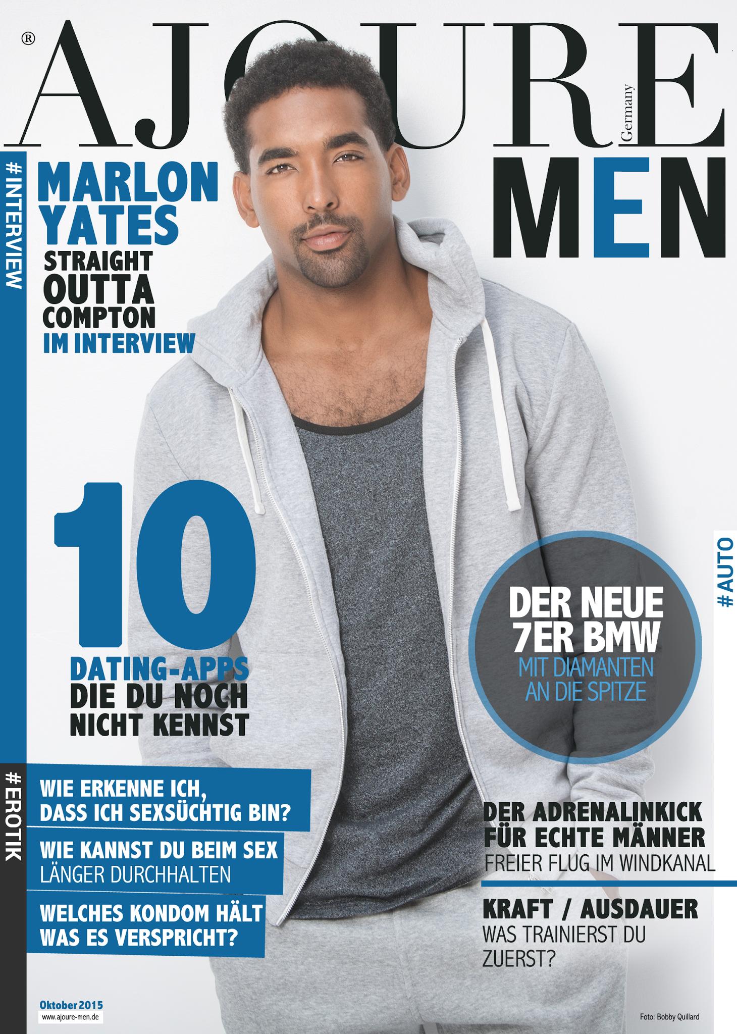 Marlon Yates - AJOURE Magazine