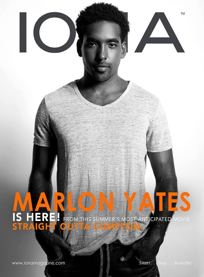 Marlon Yates - Iona Magazine