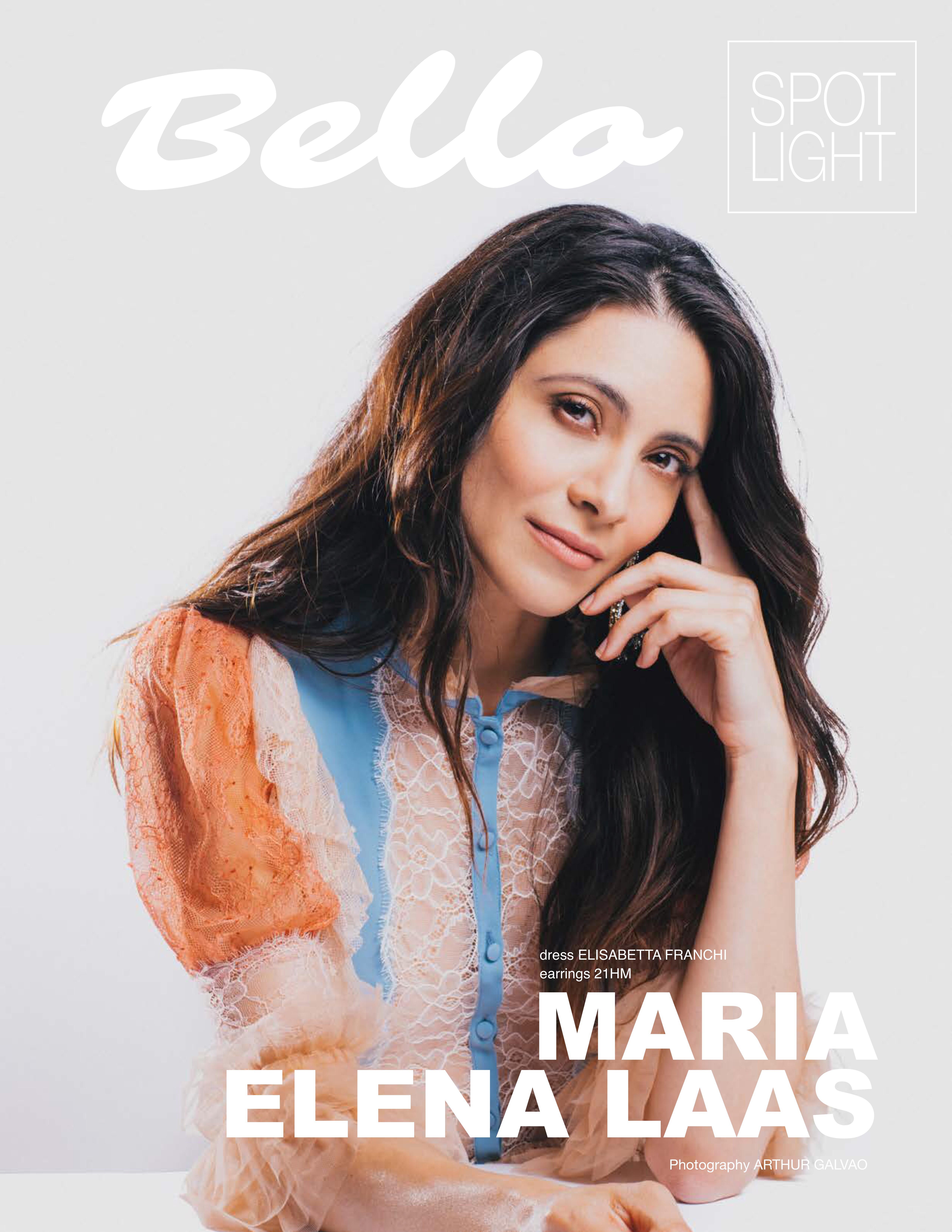 Maria Elena Laas - Bello Magazine