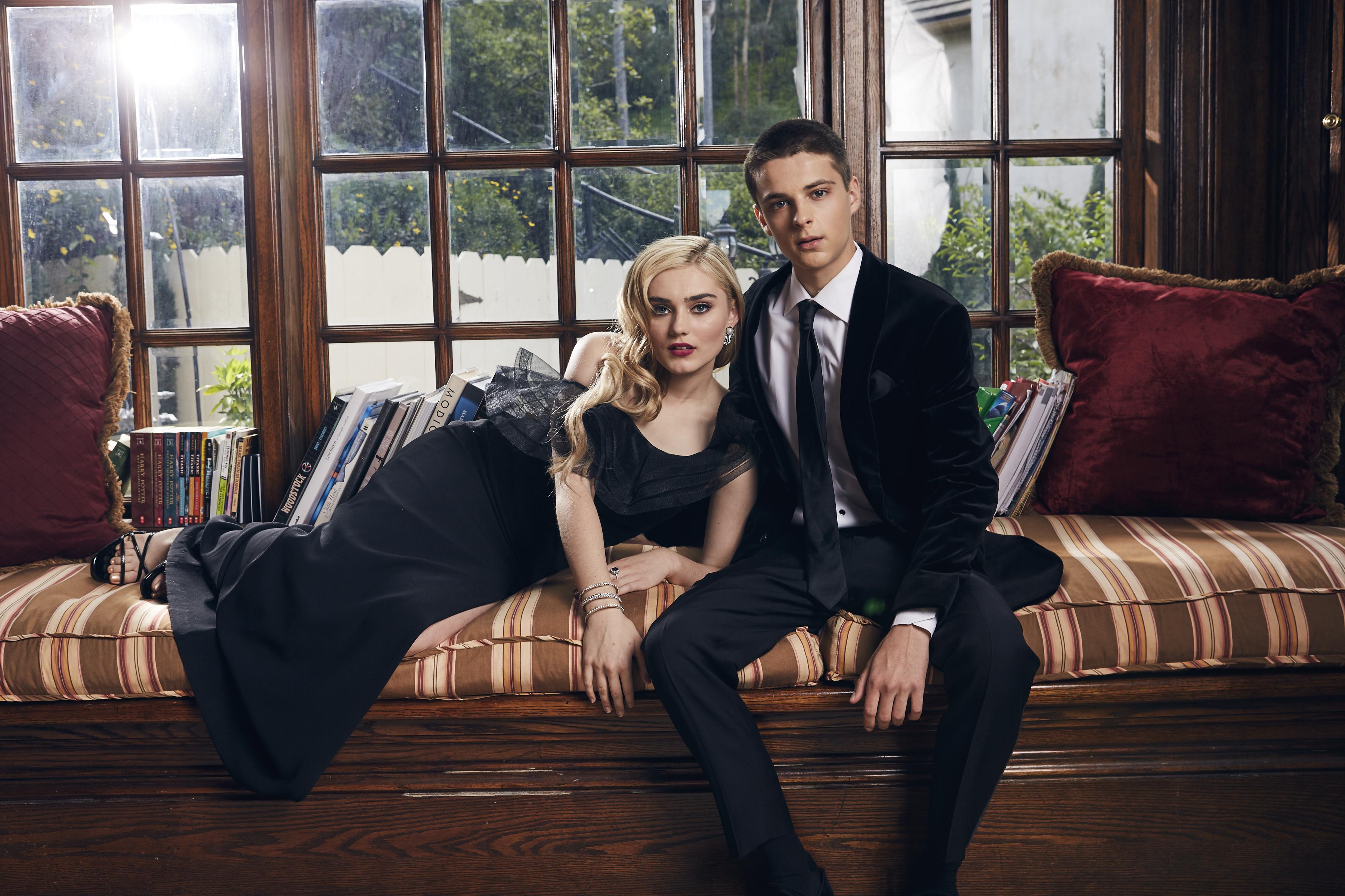 YSBnow Prom - Meg & Corey
