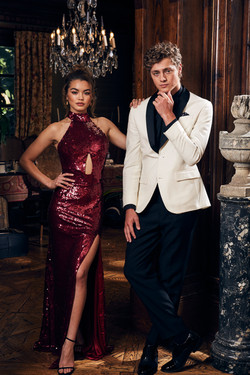 YSBnow Prom - Paris & Stefan