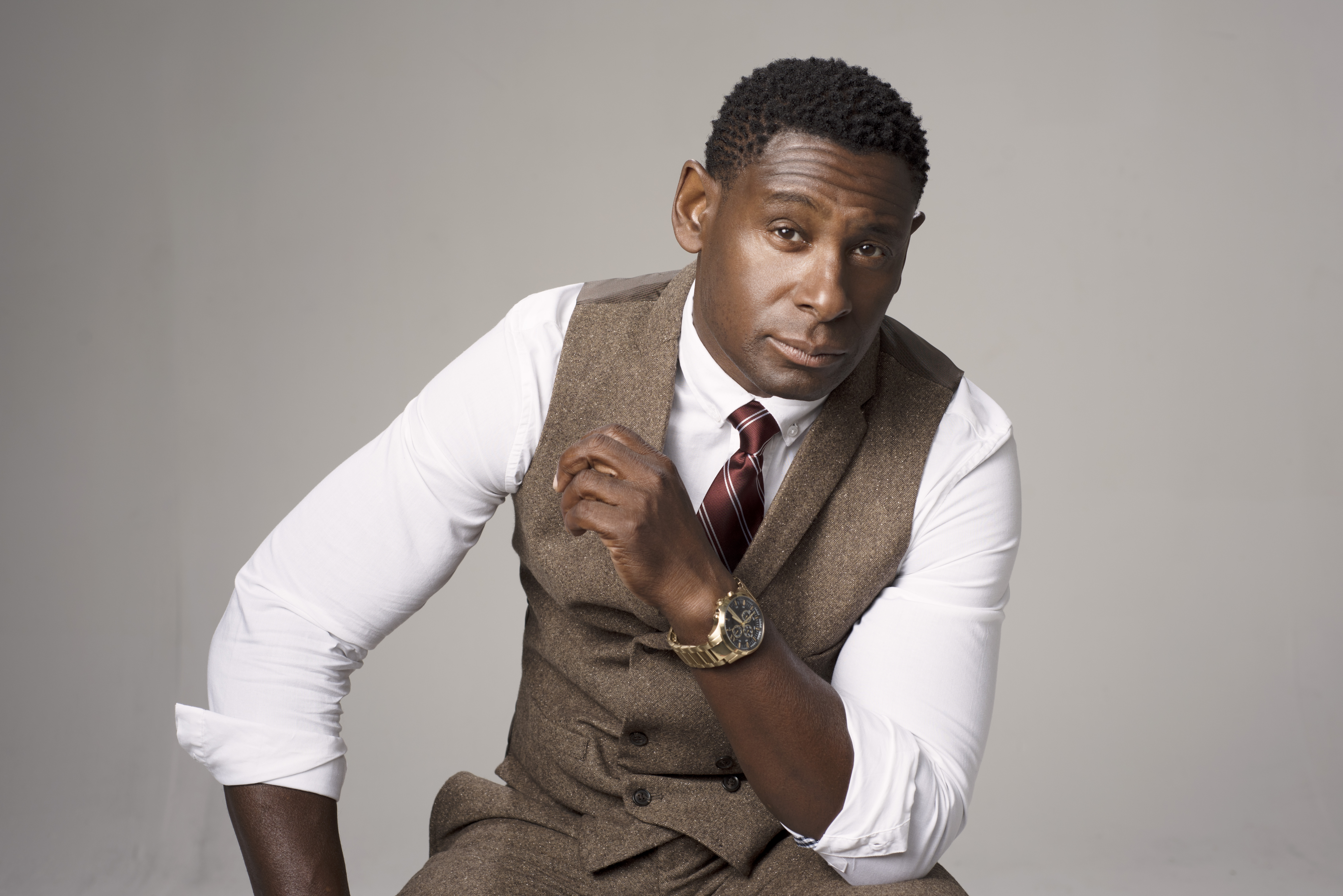 David Harewood - Composure Magazine