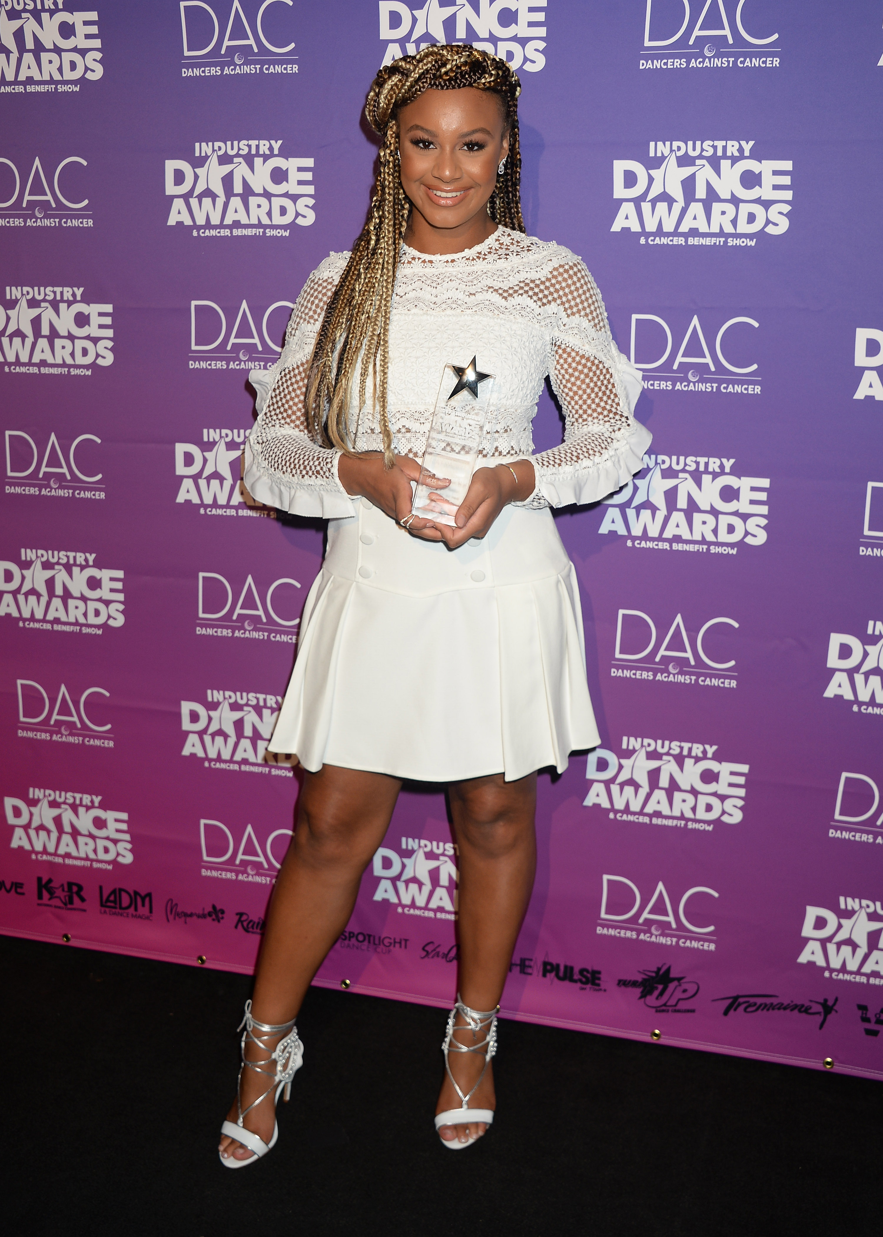 Nia Sioux - Industry Dance Awards