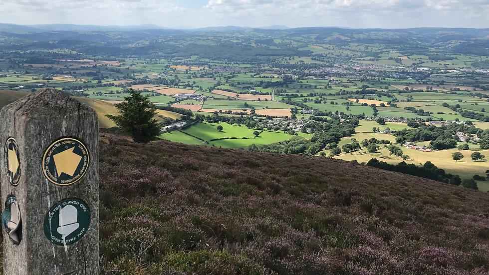 Hill walking taster day (North Wales) - Saturday 8th May, 2021