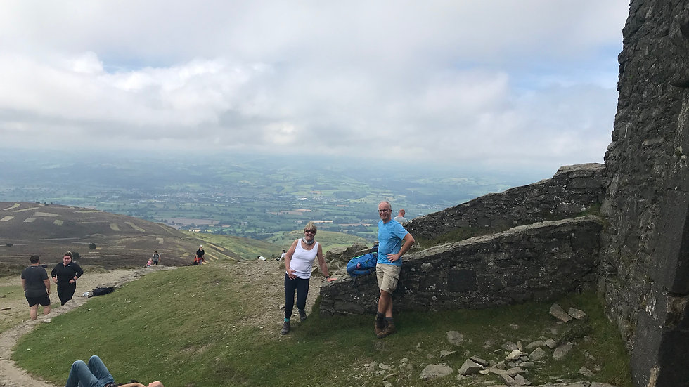 Hill walking taster day (North Wales) - Saturday 21st August, 2021