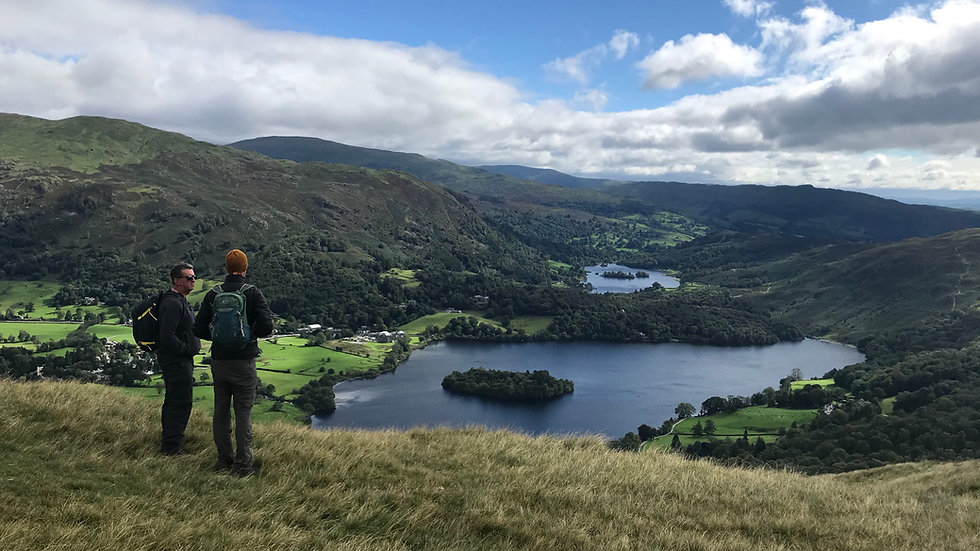 Hill walking taster day (Silver How & Loughrigg) - Sat 16th Oct, 2021
