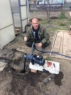 Бурение скважин на воду в Новосибирске