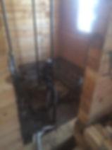 Скважина в доме