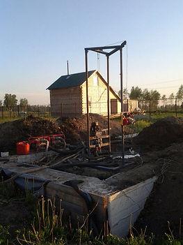 Бурение скважин на воду в Новосибирке