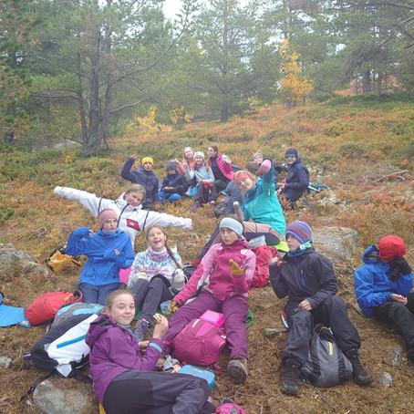 Nesøya skole: Turdag