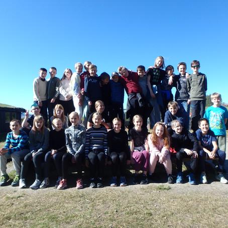 Velkommen til Hårstad og Rosten skole!