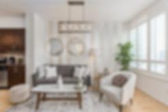 livingroom design toronto