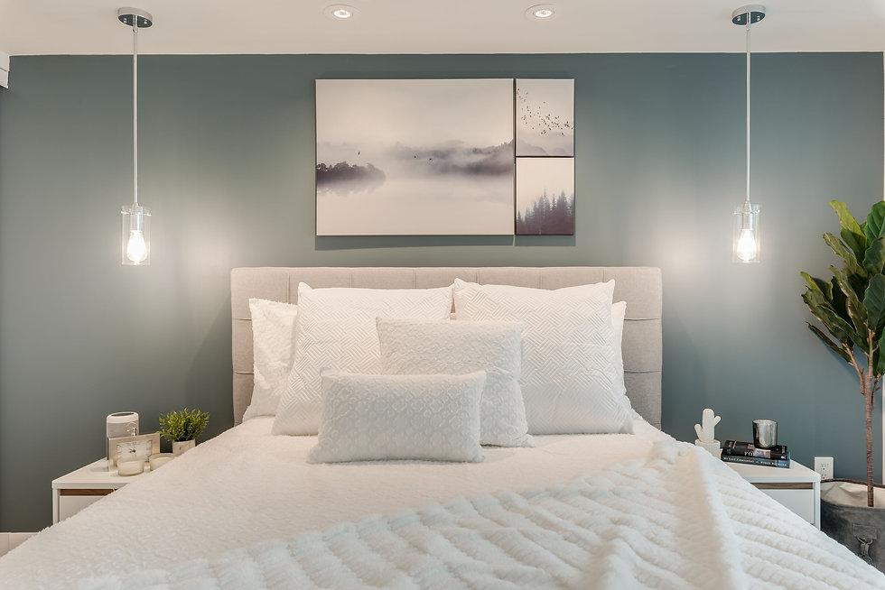 bedroom interior design north york