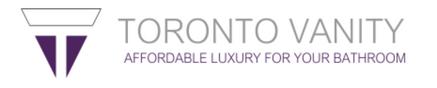 Toronto Vanity