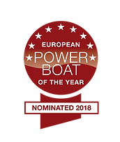 EUROPEAN BOAT OF THE YEAR NOMINATED 2018