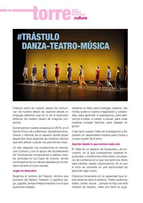 Trastulo Torrelodones Magazine
