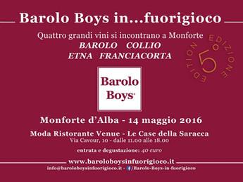 Barolo Boys in fuorigioco 2016