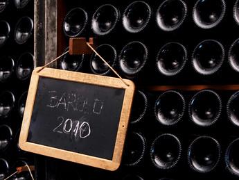 The 2010 Barolo