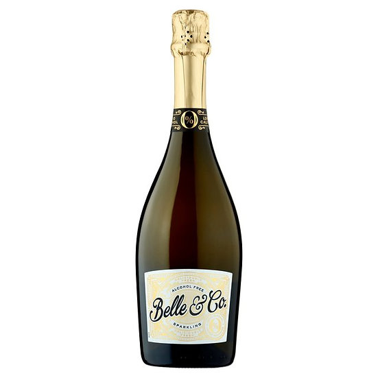 Belle & Co White Sparkling 0%