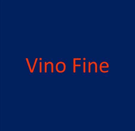 The Vino FIne logo