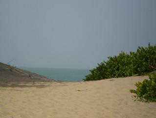The long beaches of Senegal