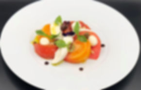 Salade de saison Pavillon Traiteur
