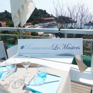 Restaurant le Masters-La terrasse