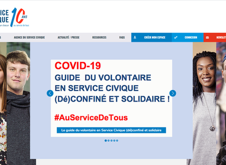 Les données des volontaires du service civique divulguées sur le Web !