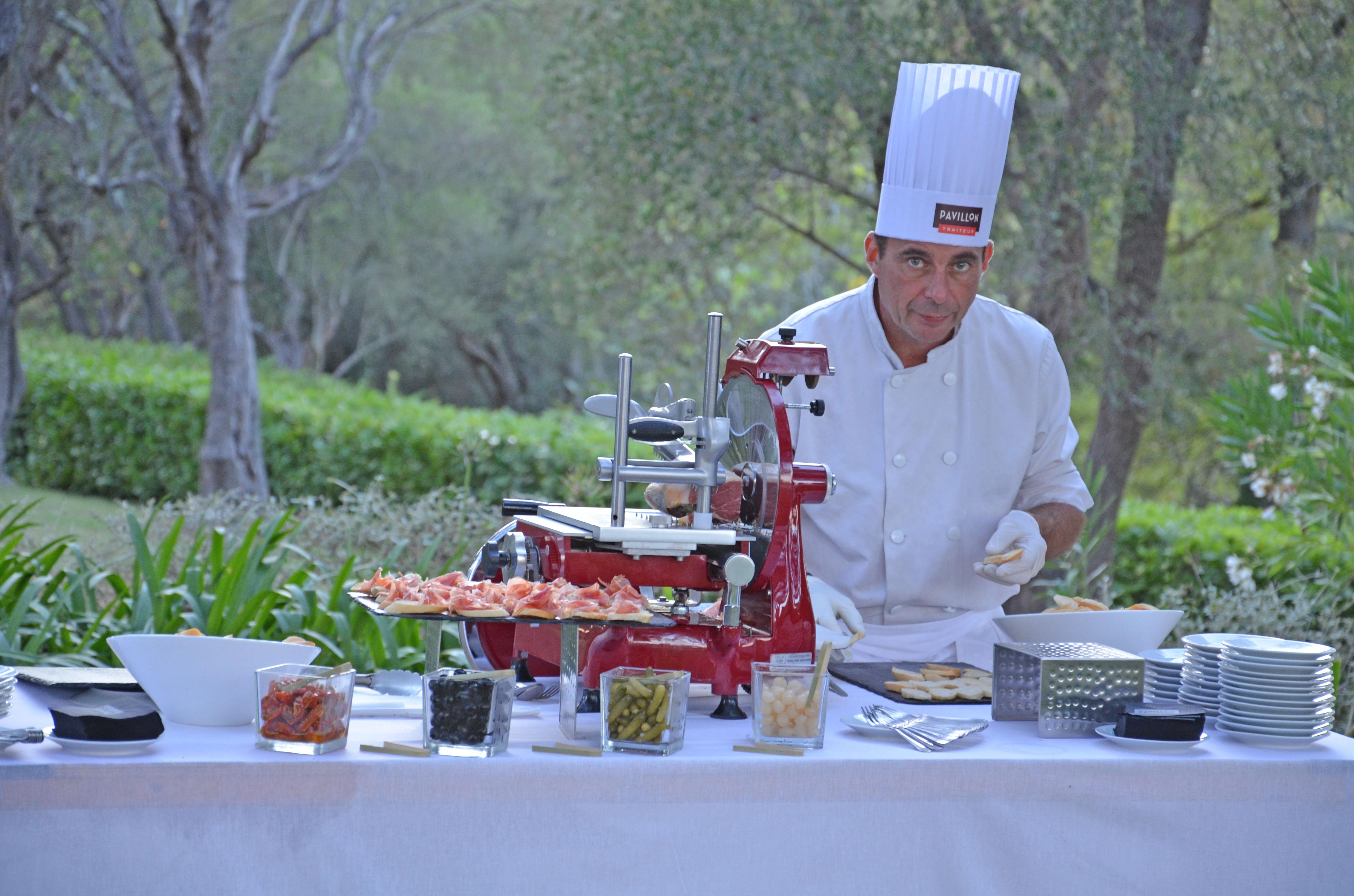 Chef Pavillon Traiteur