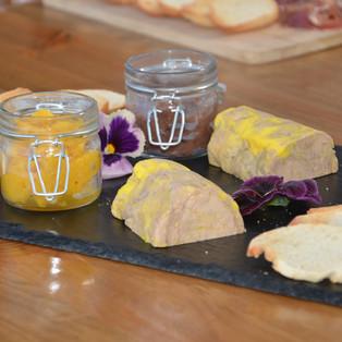 Restaurant le Masters - Foie gras