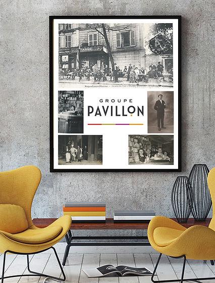 L'histoire du Groupe Pavillon