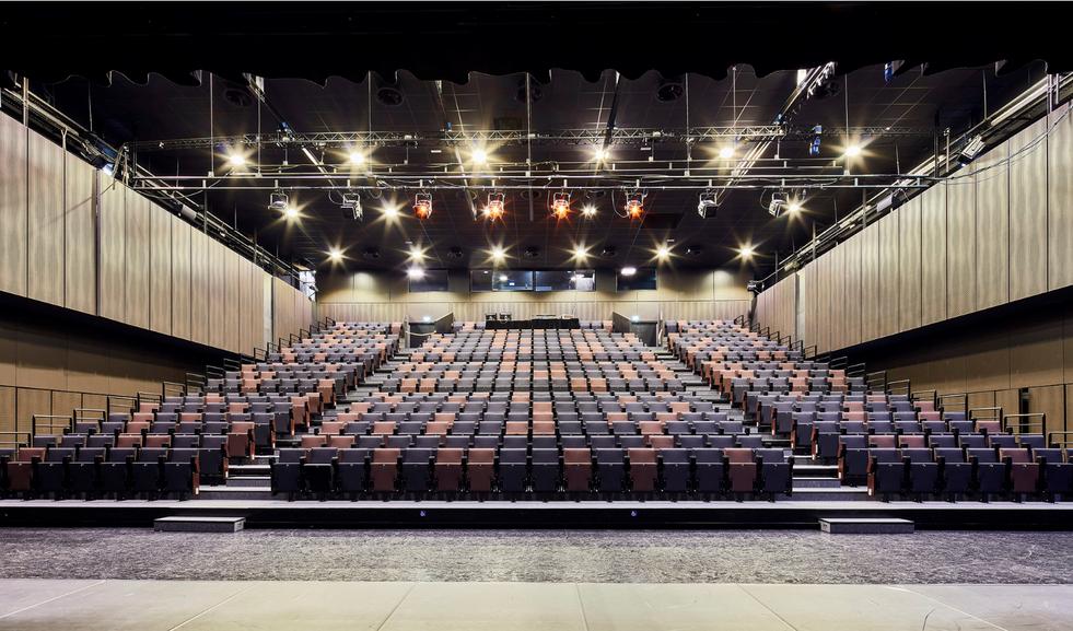 Scène 55 x Pavillon Traiteur