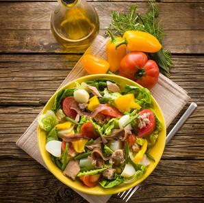 Salade Hippodrome côte d'azur
