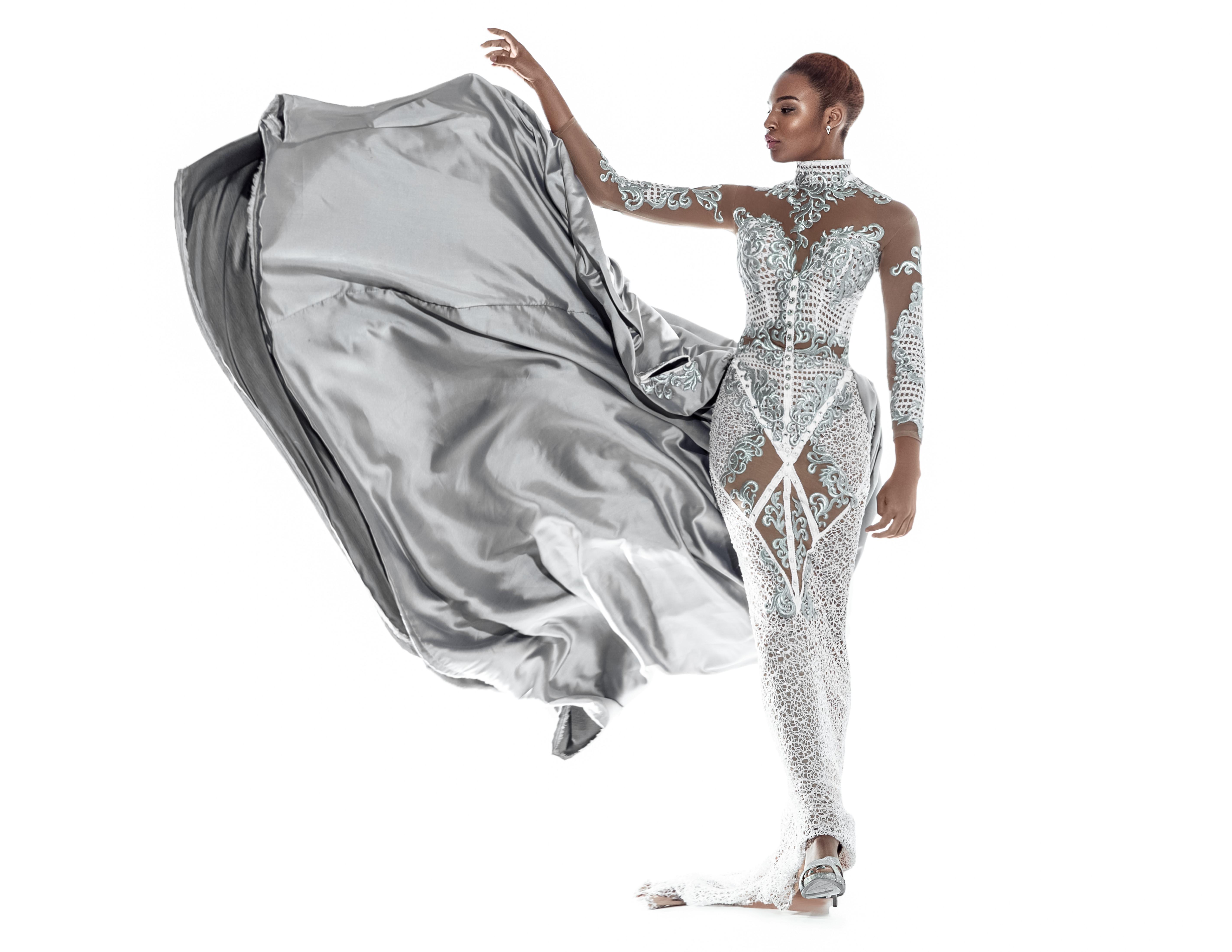 Designer Dress Pull