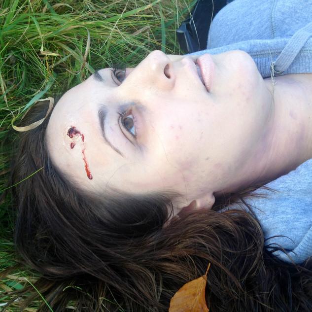 Dead Makeup / Bullet Wound