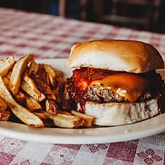 #4 Chili Burger