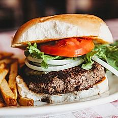 1/4 lb. Hamburger