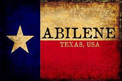 abilene-texas-usa--vintage-state-flag-ka