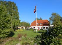 Invitation til Sønderskovhjemmets 100 års jubilæum
