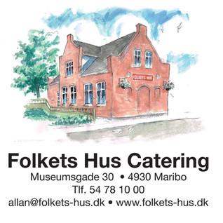 Logo til Folkets Hus Catering