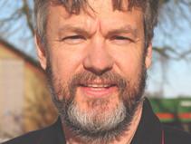 Den nye forstander Carsten Henningsen er landet