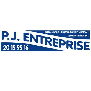 Logo til PJ Entreprise