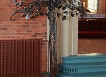 Livets Træ indviet i Bandholm Kirke
