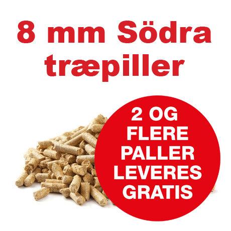 8 mm Södra træpiller