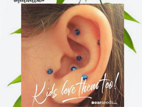 Can KIDS Wear Ear Seeds?