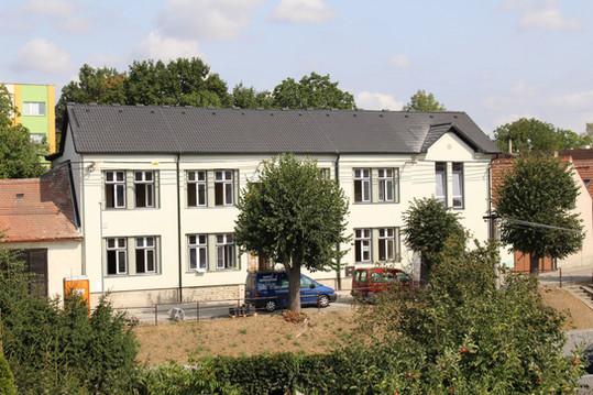 Rekonstrukce objektu čp.186 pro potřeby sociálního bydlení