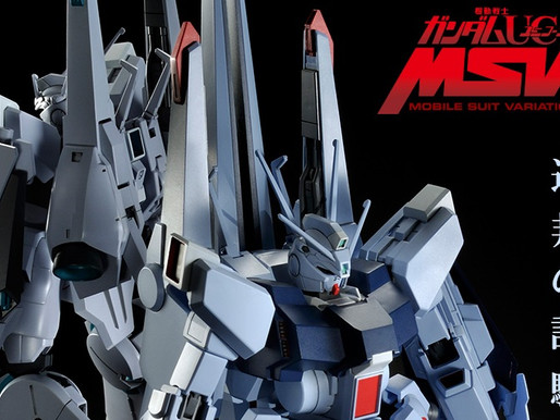 P-Bandai: HGUC 1/144 Silver Bullet Funnel Configuration Reissue Info
